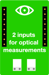 Optical measurement sensor - TYNESS sensor - Ewattch