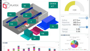 industrie 4.0 - bâtiment connecté industrie - capteur connecté industrie - Ewattch
