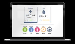 plateforme Ewattcloud pour gestion des consommations énergétiques - Ewattch - efficacité énergétique