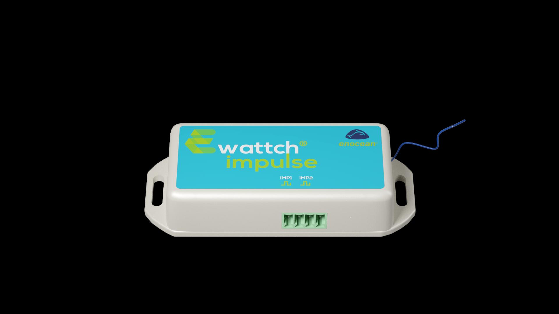 Ewattch capteur impulse EnOcean - capteur EnOcean